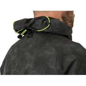 AGU Commuter Tech Rain Jacket Reflection Men, zwart